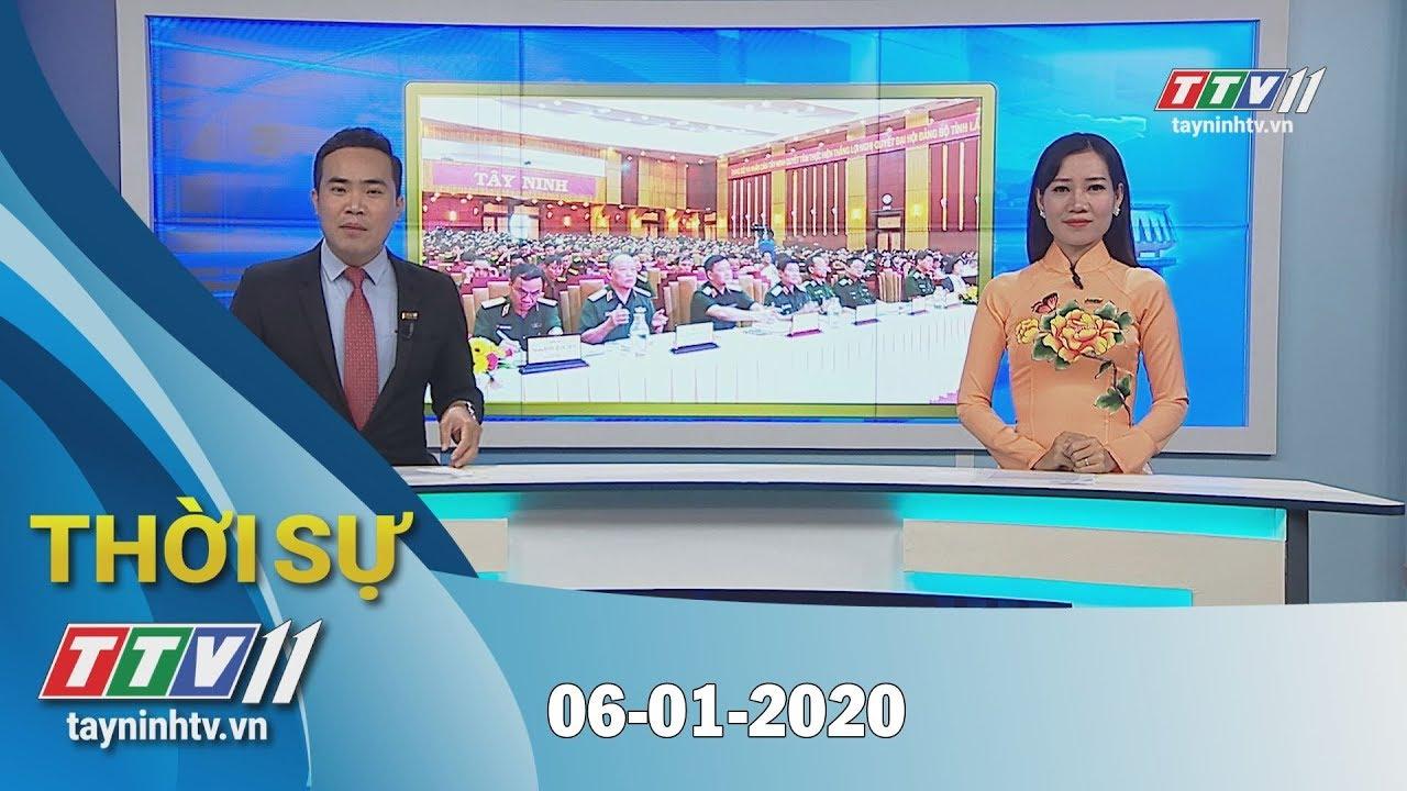 Thời sự Tây Ninh 06-01-2020 | Tin tức hôm nay | TayNinhTV