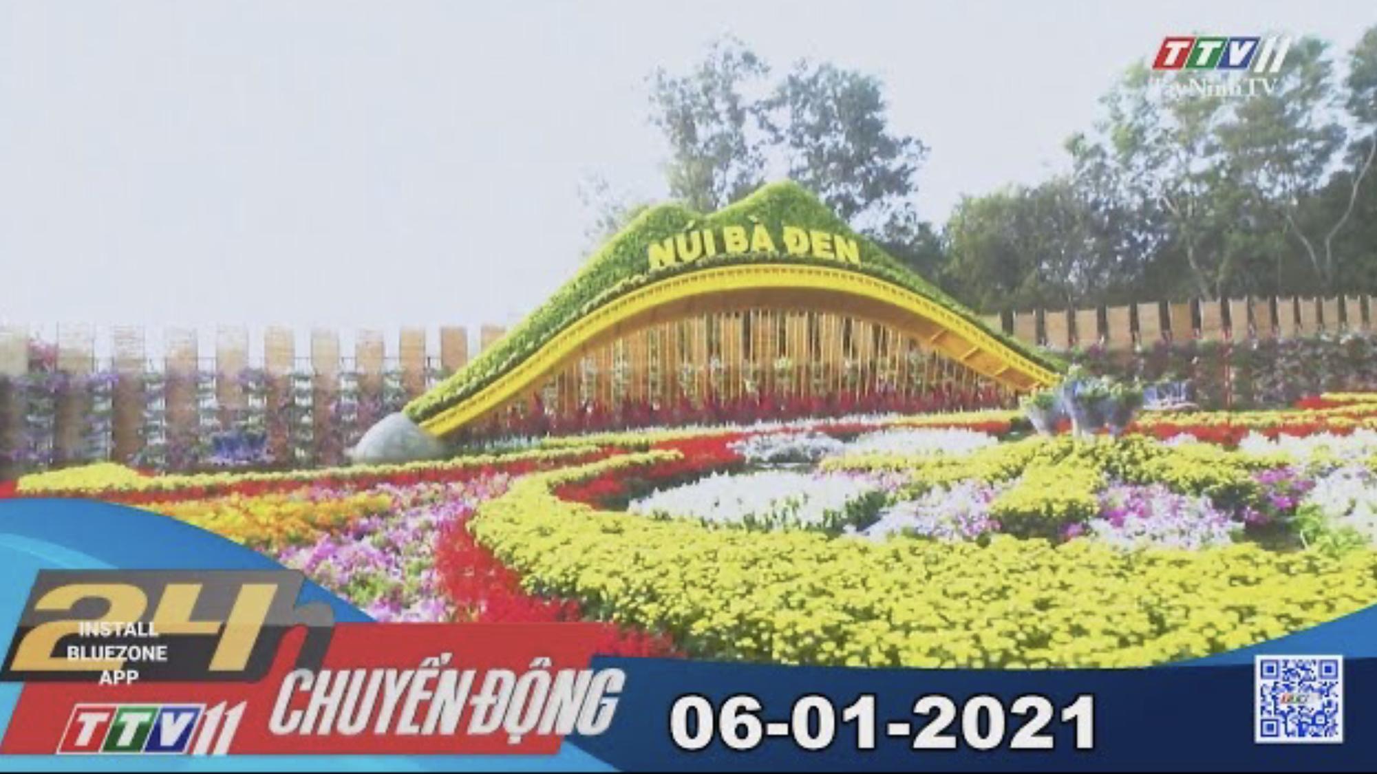 24h Chuyển động 06-01-2021 | Tin tức hôm nay | TayNinhTV