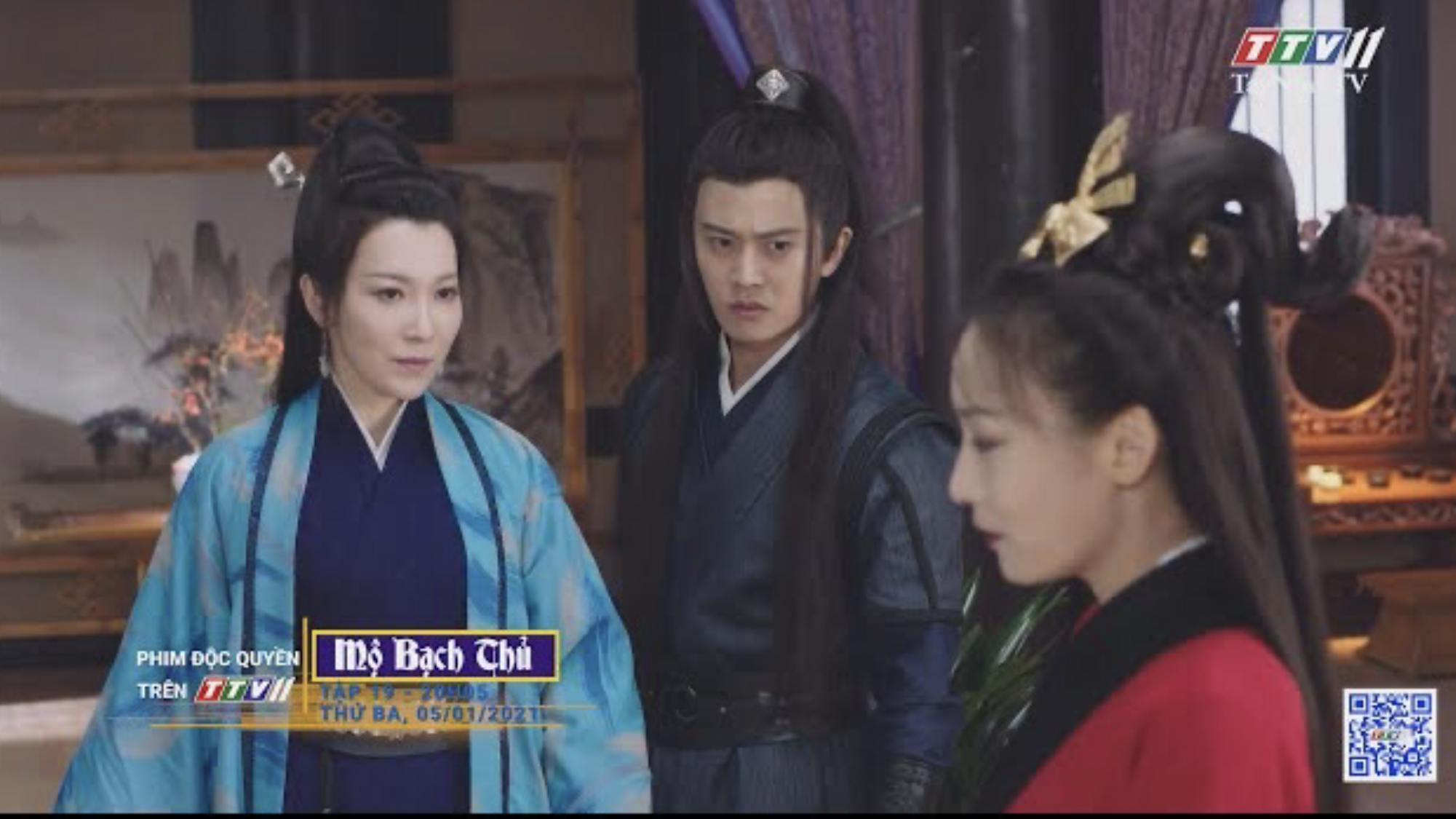 Mộ Bạch Thủ-TẬP 19 trailer | PHIM MỘ BẠCH THỦ | TayNinhTV