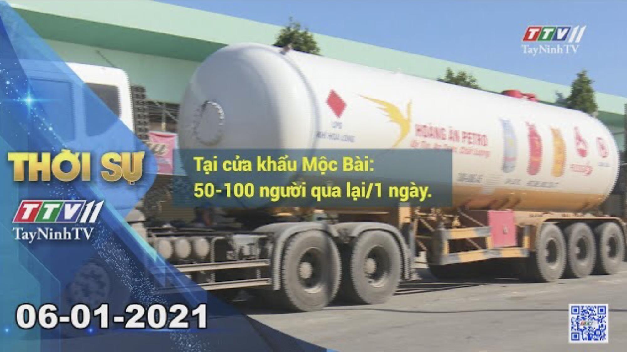 Thời sự Tây Ninh 06-01-2021 | Tin tức hôm nay | TayNinhTV