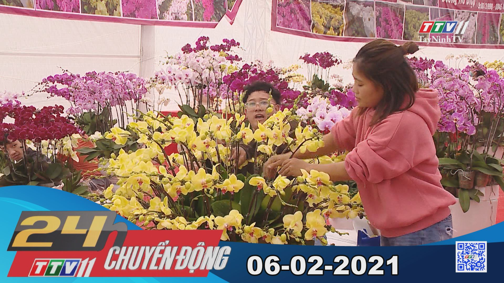 24h Chuyển động 06-02-2021   Tin tức hôm nay   TayNinhTV