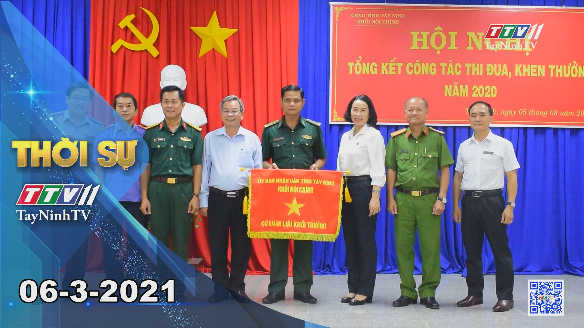 Thời sự Tây Ninh 06-3-2021 | Tin tức hôm nay | TayNinhTV