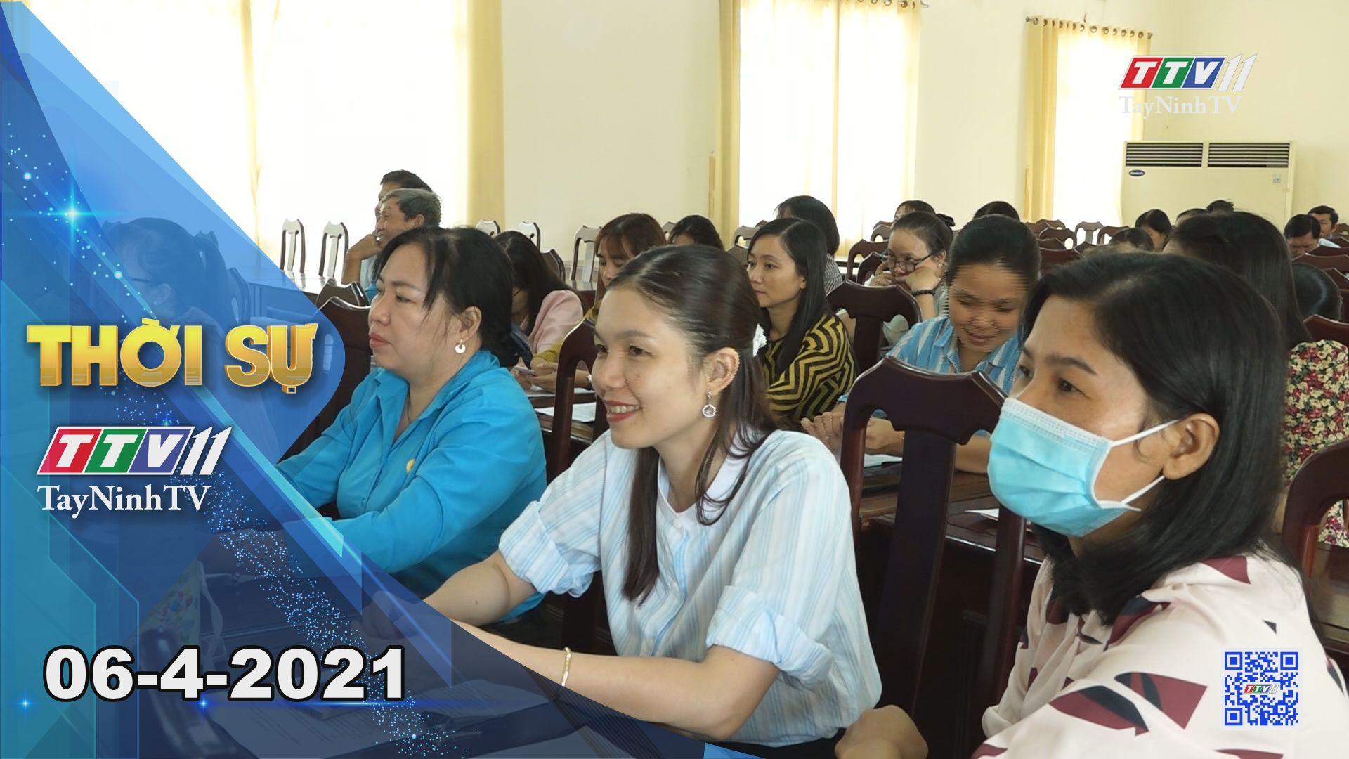 Thời sự Tây Ninh 06-4-2021 | Tin tức hôm nay | TayNinhTV