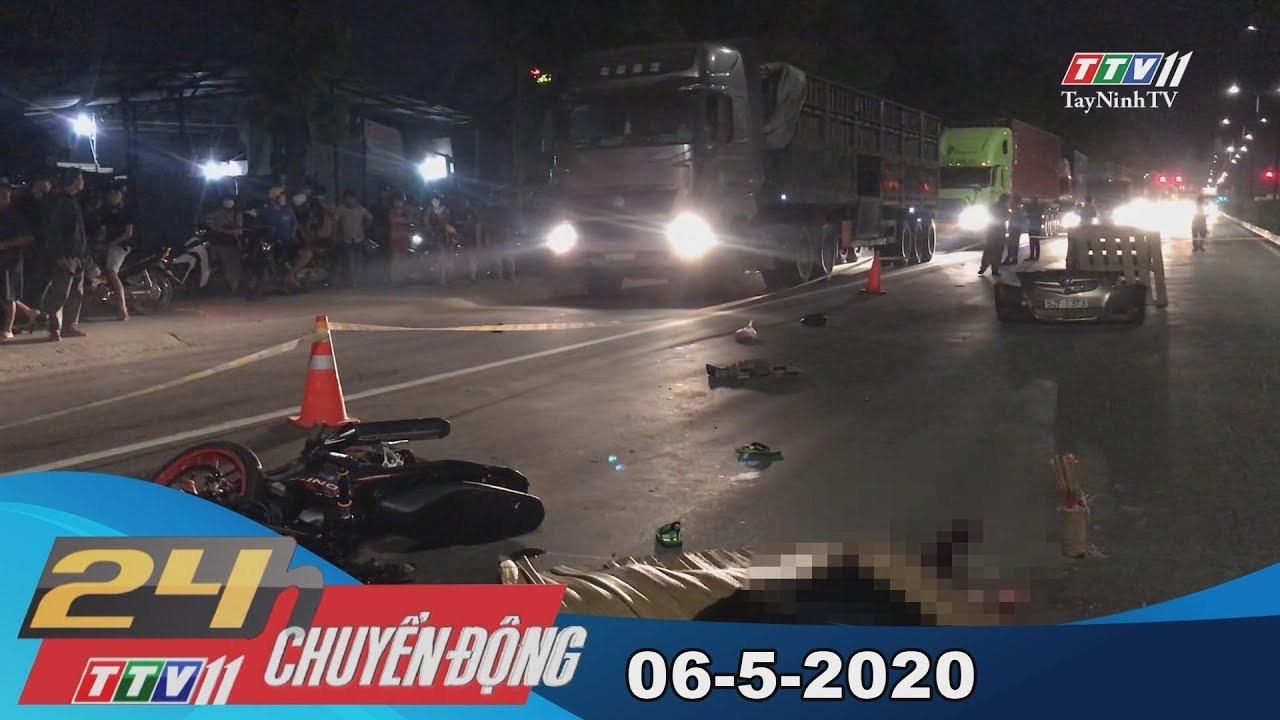 24h Chuyển động 06-5-2020 | Tin tức hôm nay | TayNinhTV