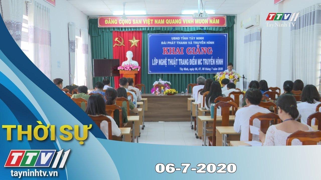 Thời sự Tây Ninh 06-7-2020 | Tin tức hôm nay | TayNinhTV