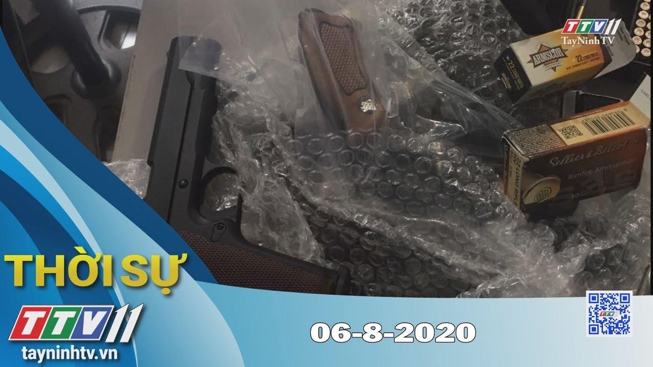 Thời sự Tây Ninh 06-8-2020 | Tin tức hôm nay | TayNinhTV