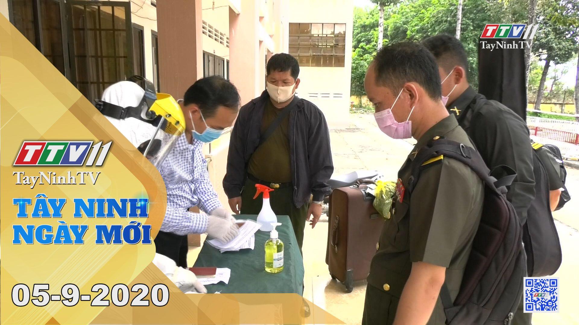Tây Ninh Ngày Mới 05-9-2020 | Tin tức hôm nay | TayNinhTV