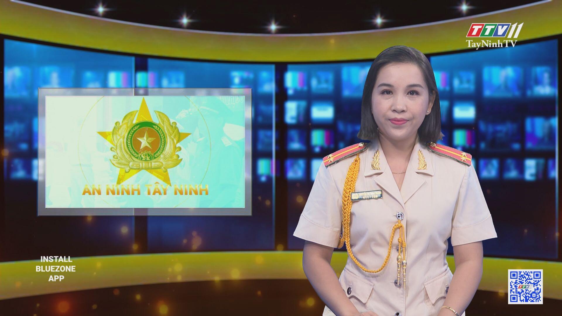 Hội nghị giao ban công tác điều tra và công tác truy nã   AN NINH TÂY NINH   TayNinhTV