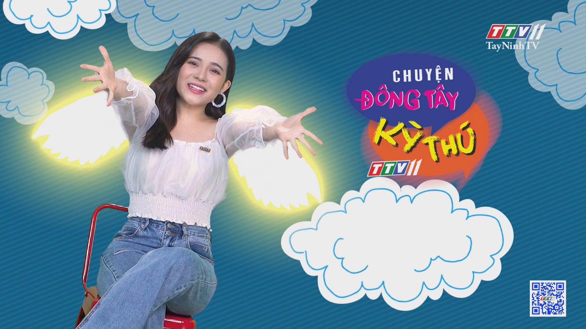 Tác phẩm đám mây pha lê kỳ ảo | CHUYỆN ĐÔNG TÂY KỲ THÚ | TayNinhTV