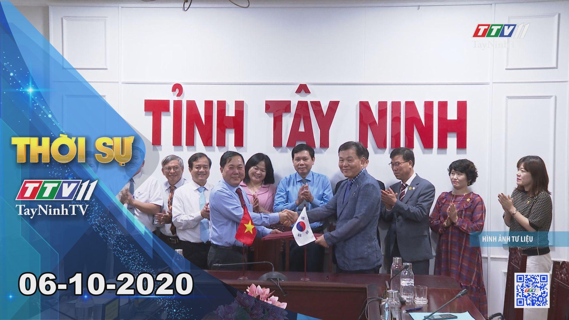 Thời sự Tây Ninh 06-10-2020 | Tin tức hôm nay | TayNinhTV