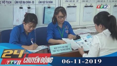 TayNinhTV | 24h Chuyển động 06-11-2019 | Tin tức ngày hôm nay.