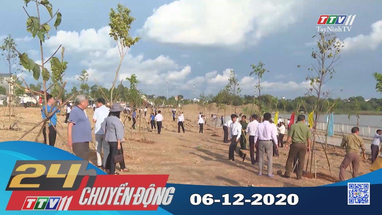24h Chuyển động 06-12-2020   Tin tức hôm nay   TayNinhTV