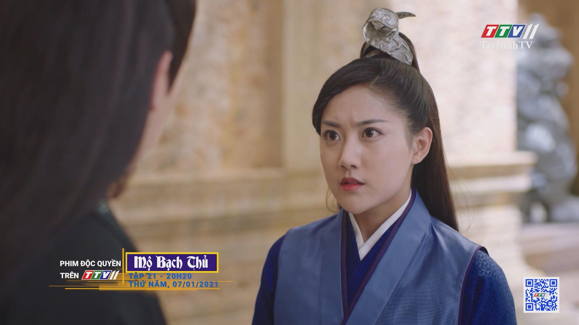 Mộ Bạch Thủ-TẬP 21 trailer | PHIM MỘ BẠCH THỦ | TayNinhTV