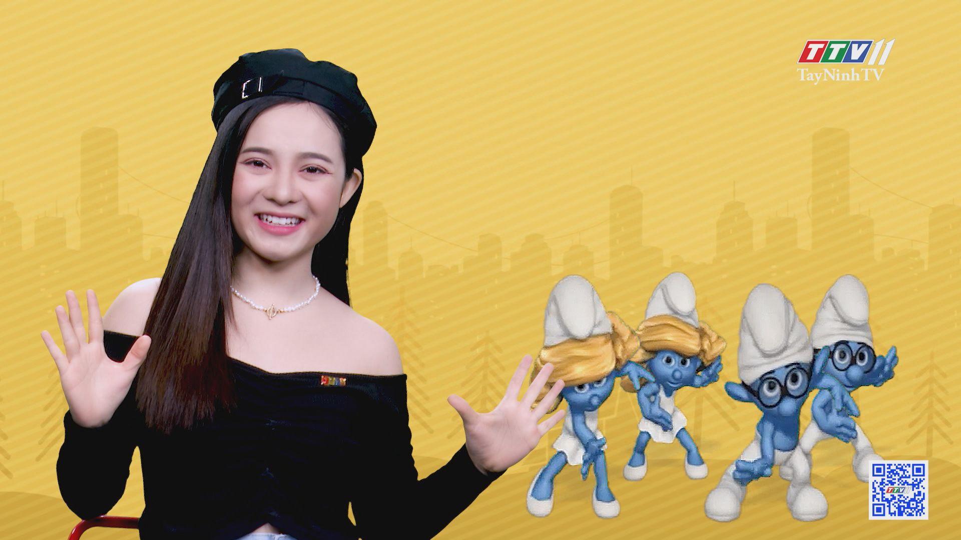 Kỷ lục thế giới về hóa trang thành nhân vật xì trum | CHUYỆN ĐÔNG TÂY KỲ THÚ | TayNinhTV
