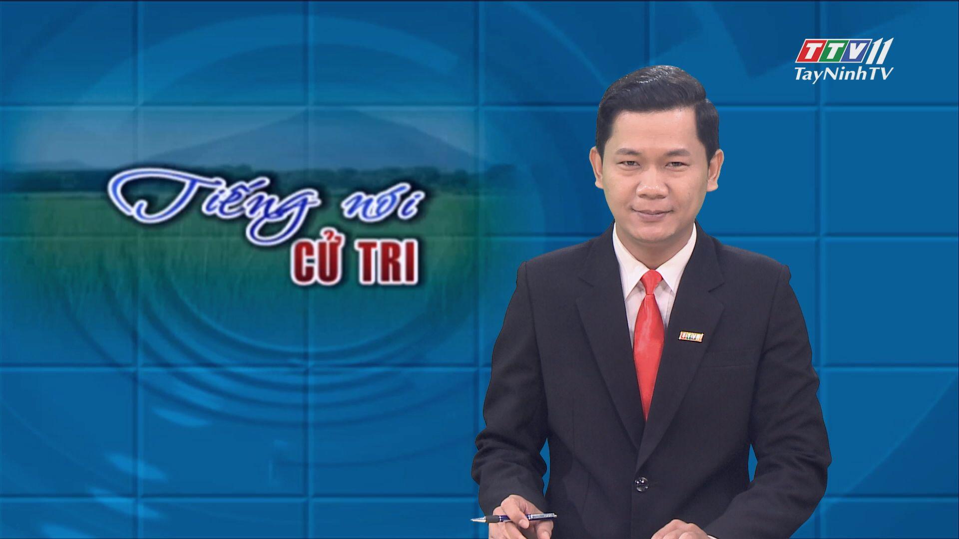 Nét mới ở hội xuân núi bà Tây Ninh năm 2020 | TIẾNG NÓI CỬ TRI | TayNinhTV