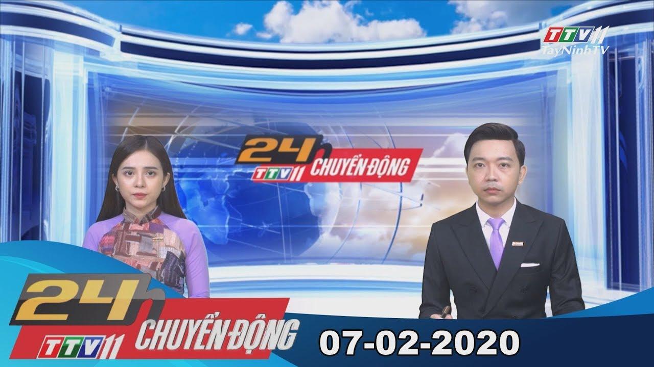 24h Chuyển động 07-02-2020 | Tin tức hôm nay | TayNinhTV