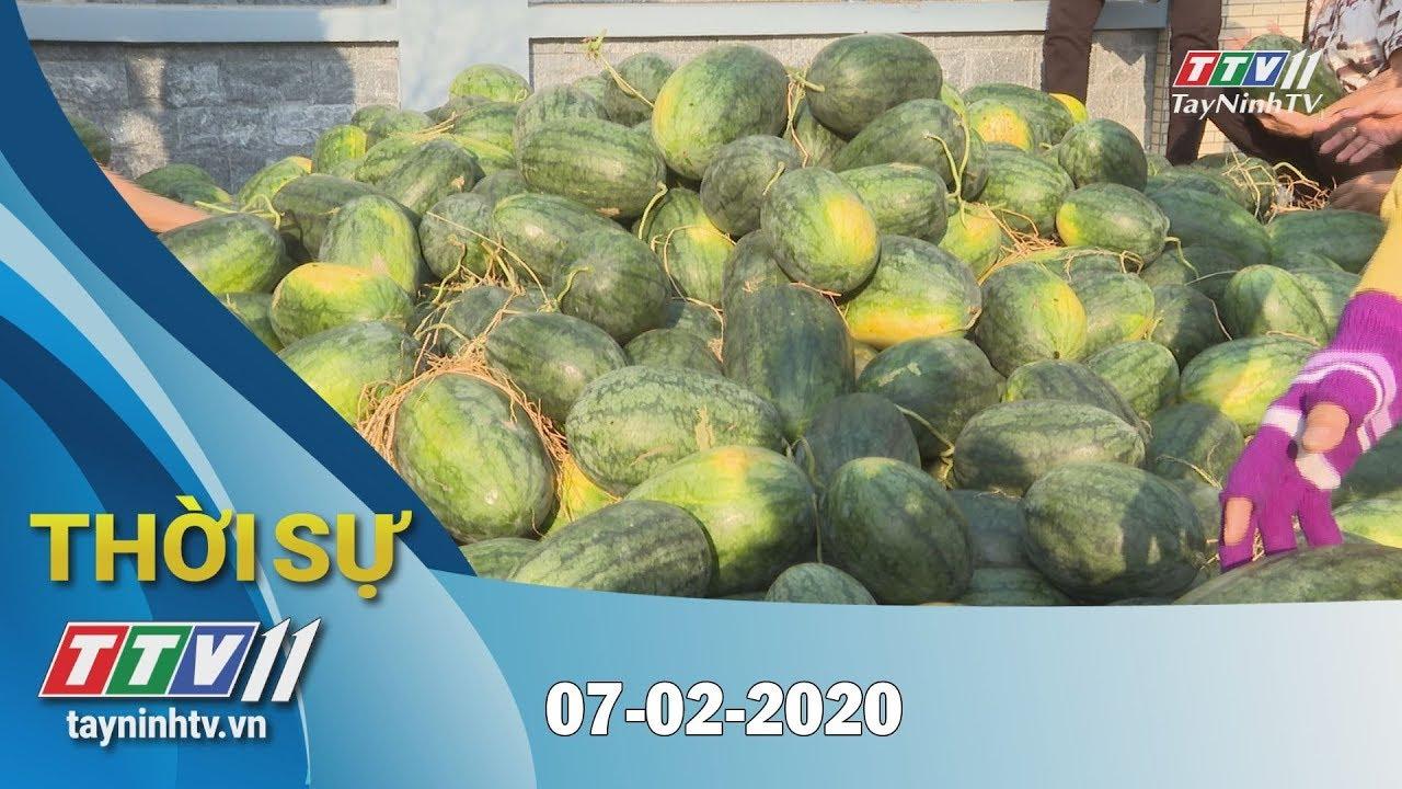 Thời sự Tây Ninh 07-02-2020 | Tin tức hôm nay | TayNinhTV