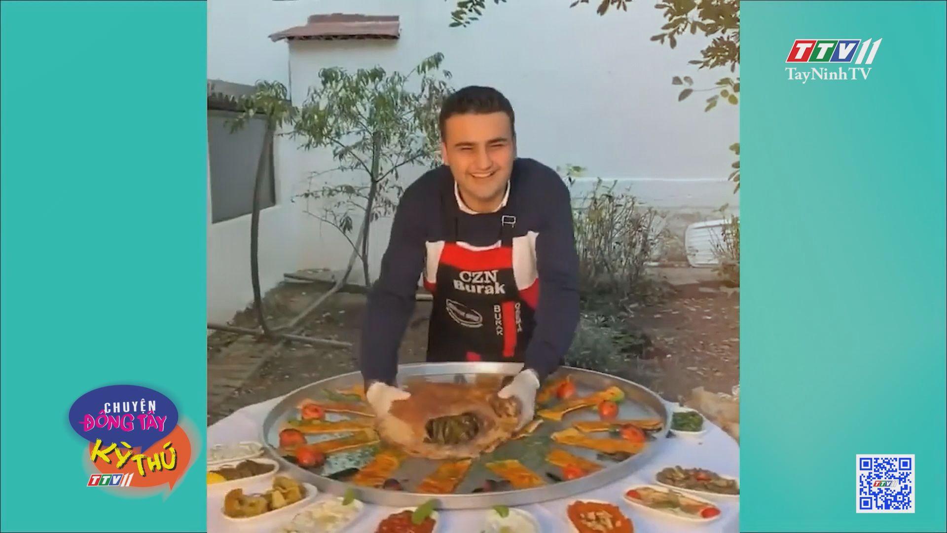 Đầu bếp vui tính trên mạng xã hội | CHUYỆN ĐÔNG TÂY KỲ THÚ | TayNinhTVE
