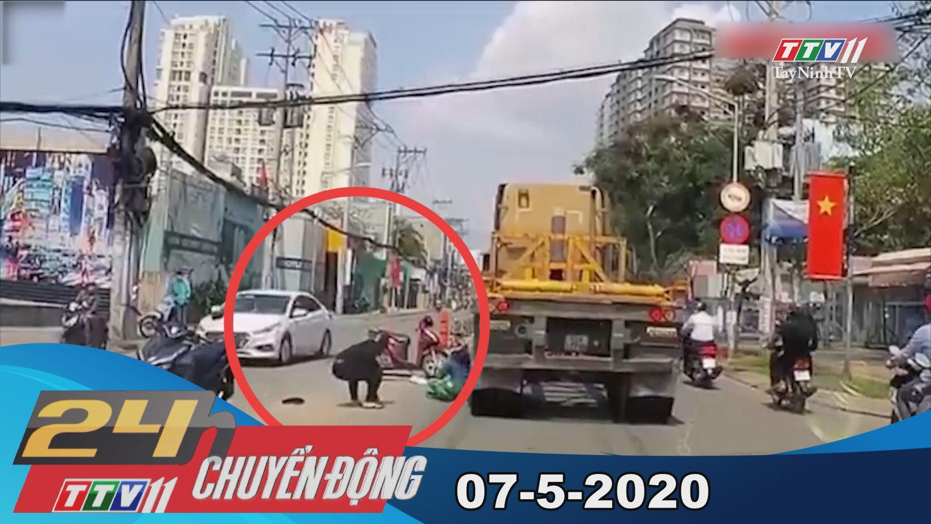 24h Chuyển động 07-5-2020 | Tin tức hôm nay | TayNinhTV