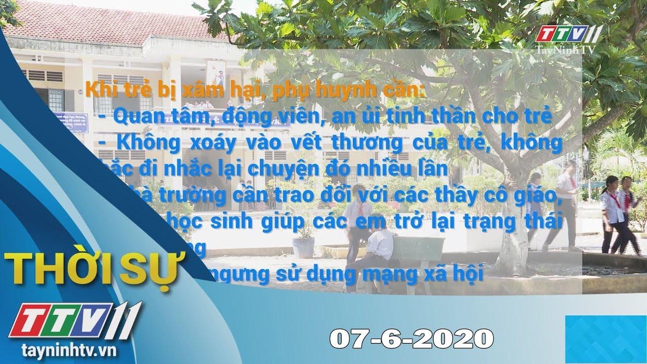 Thời sự Tây Ninh 07-6-2020 | Tin tức hôm nay | TayNinhTV