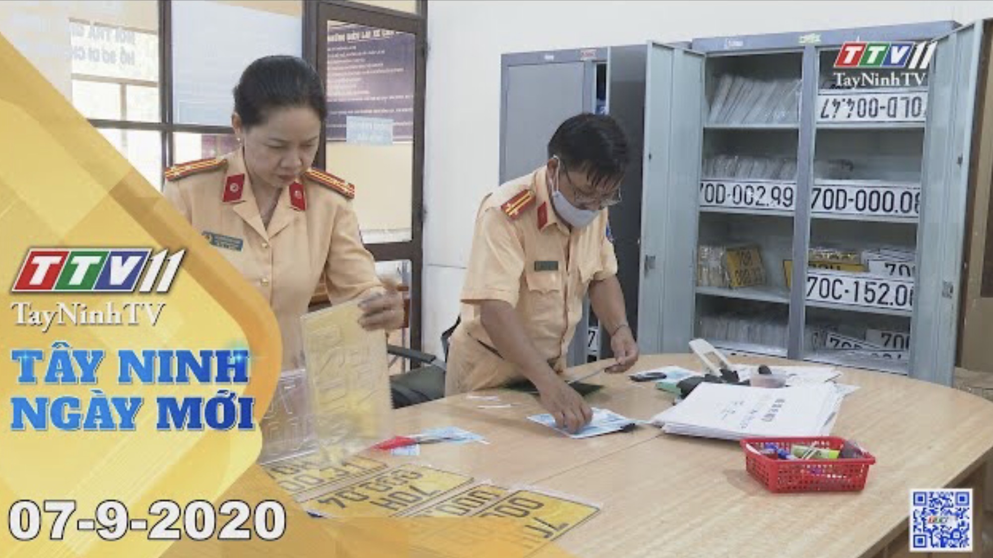 Tây Ninh Ngày Mới 07-9-2020 | Tin tức hôm nay | TayNinhTV