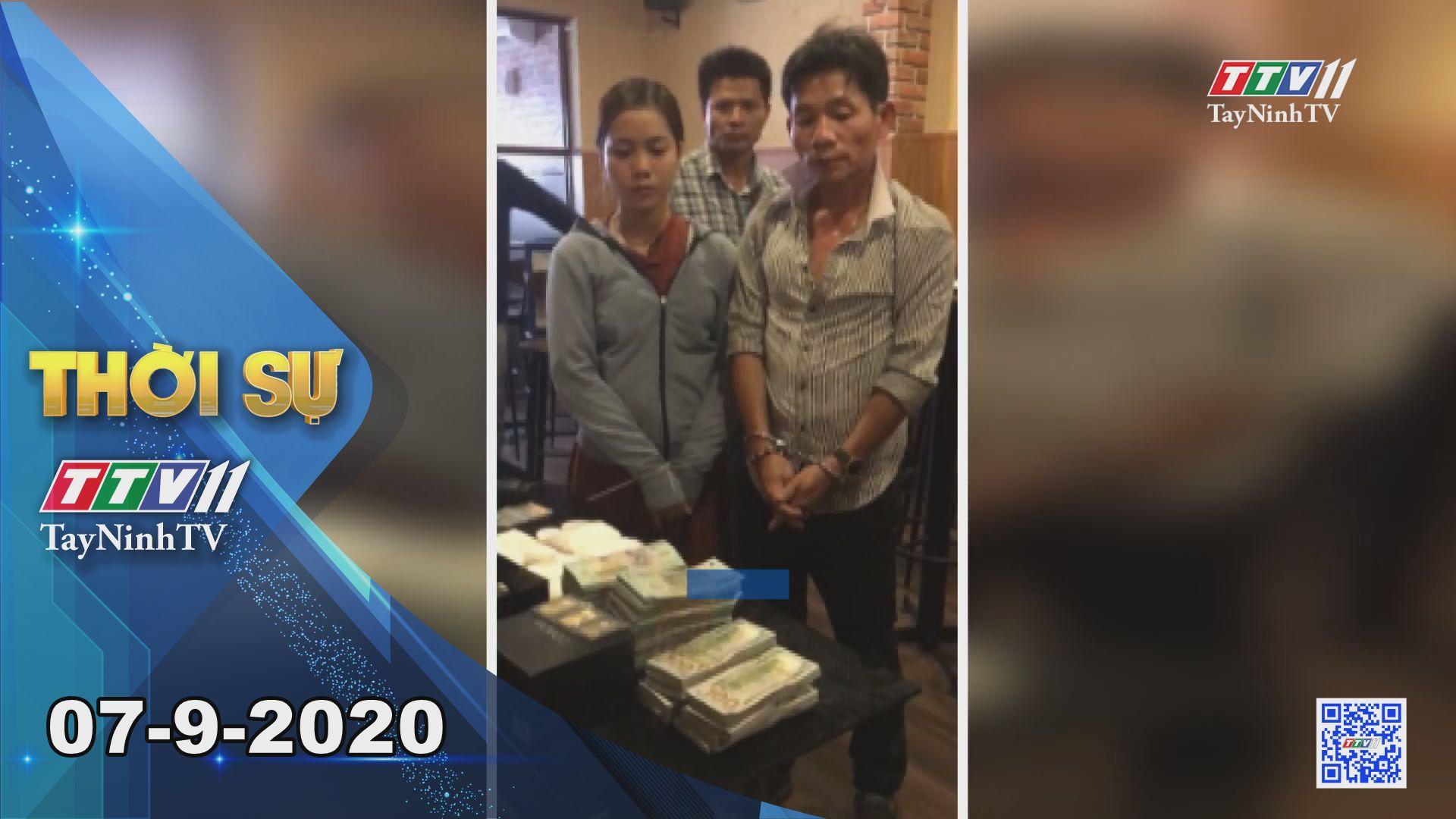 Thời sự Tây Ninh 07-9-2020 | Tin tức hôm nay | TayNinhTV