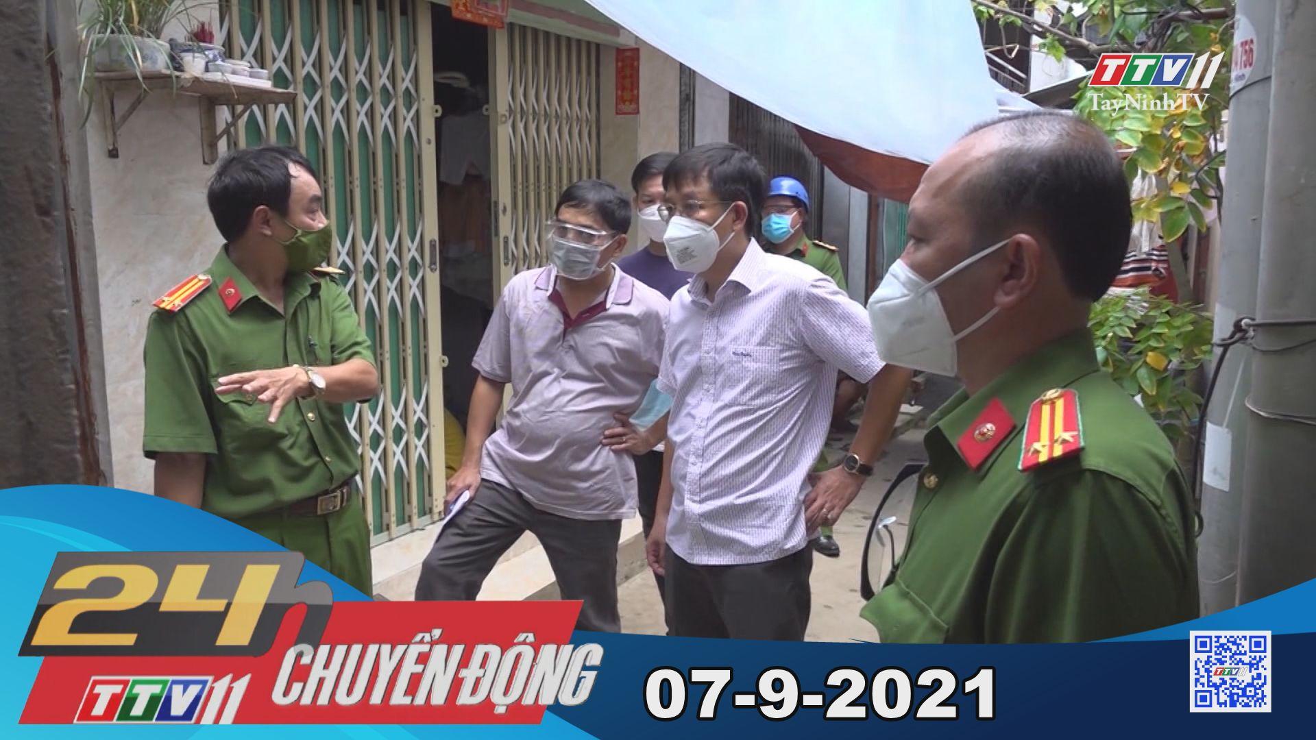 24h Chuyển động 07-9-2021 | Tin tức hôm nay | TayNinhTV