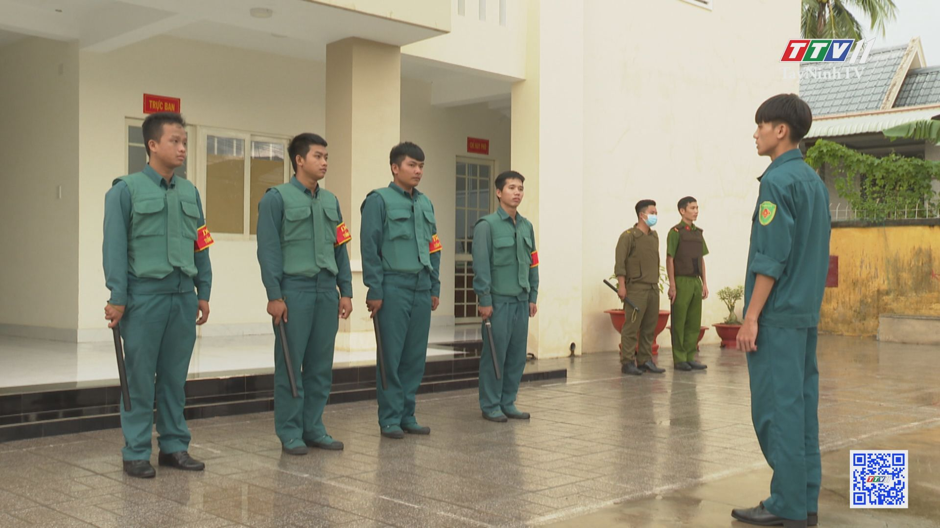 Xã Chà Là điển hình trong công tác tuyên truyền phổ biến luật Dân quân tự vệ | PHÁP LUẬT DÂN QUÂN TỰ VỆ | TayNinhTV