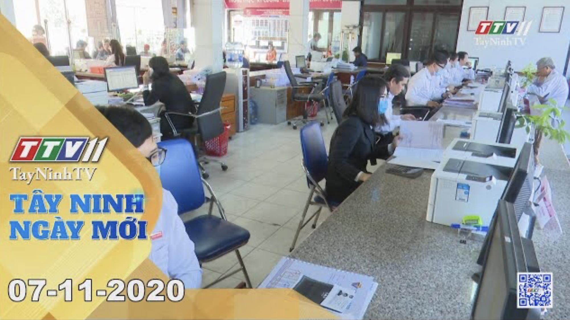 Tây Ninh Ngày Mới 07-11-2020 | Tin tức hôm nay | TayNinhTV