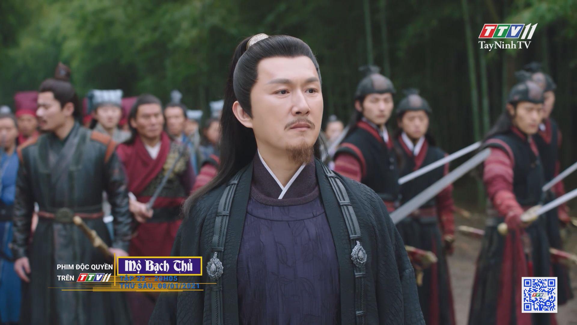 Mộ Bạch Thủ-TẬP 22 trailer | PHIM MỘ BẠCH THỦ | TayNinhTV