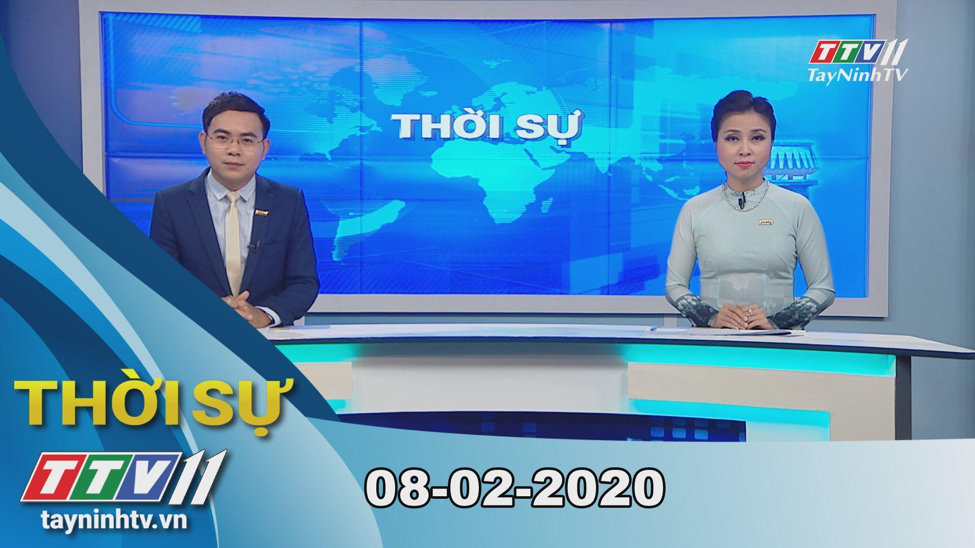 Thời sự Tây Ninh 08-02-2020 | Tin tức hôm nay | TayNinhTV