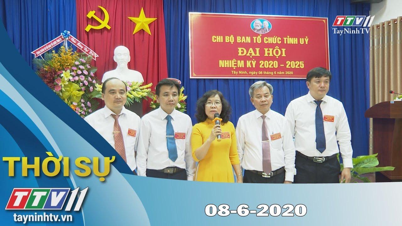 Thời sự Tây Ninh 08-6-2020 | Tin tức hôm nay | TayNinhTV