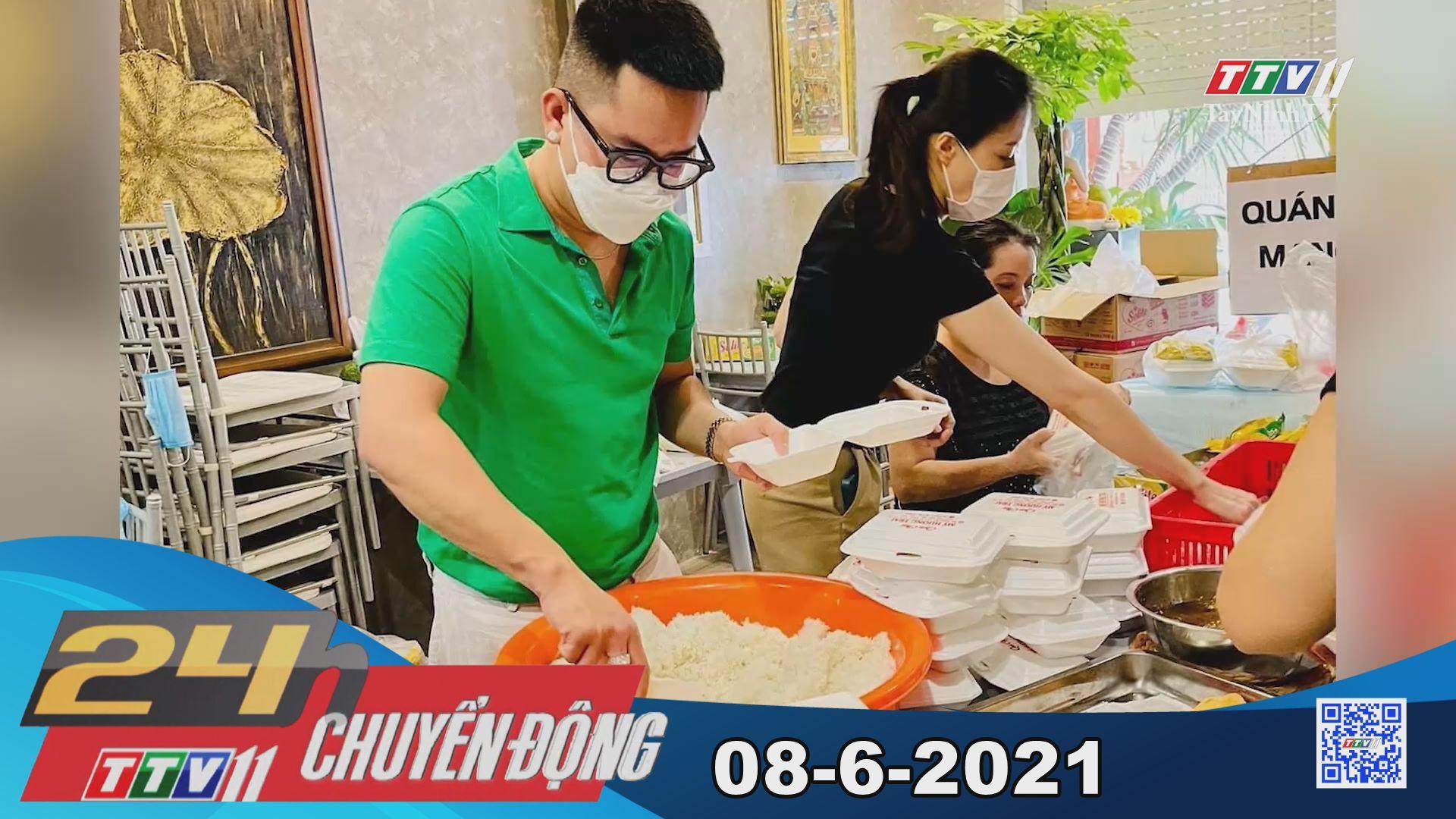 24h Chuyển động 08-6-2021 | Tin tức hôm nay | TayNinhTV