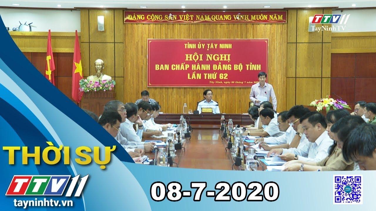 Thời sự Tây Ninh 08-7-2020 | Tin tức hôm nay | TayNinhTV