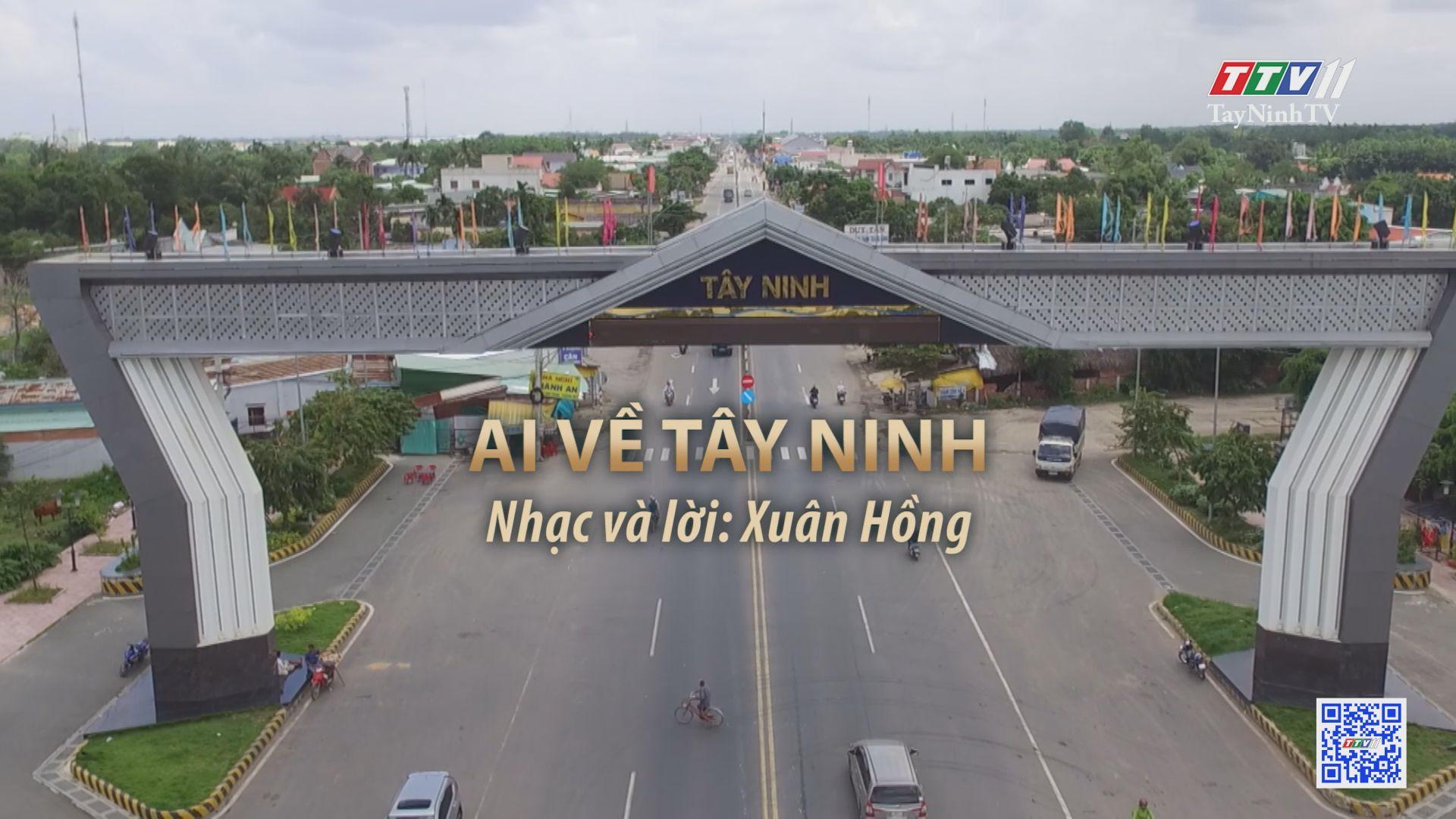 Ai về Tây Ninh | Tuyển tập karaoke Tây Ninh tình yêu trong tôi | TayNinhTV