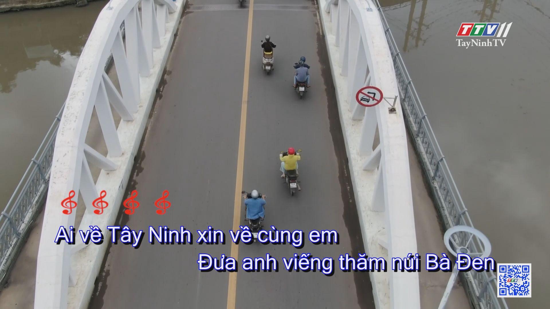 Ai về Tây Ninh KARAOKE | Tuyển tập karaoke Tây Ninh tình yêu trong tôi | TayNinhTV