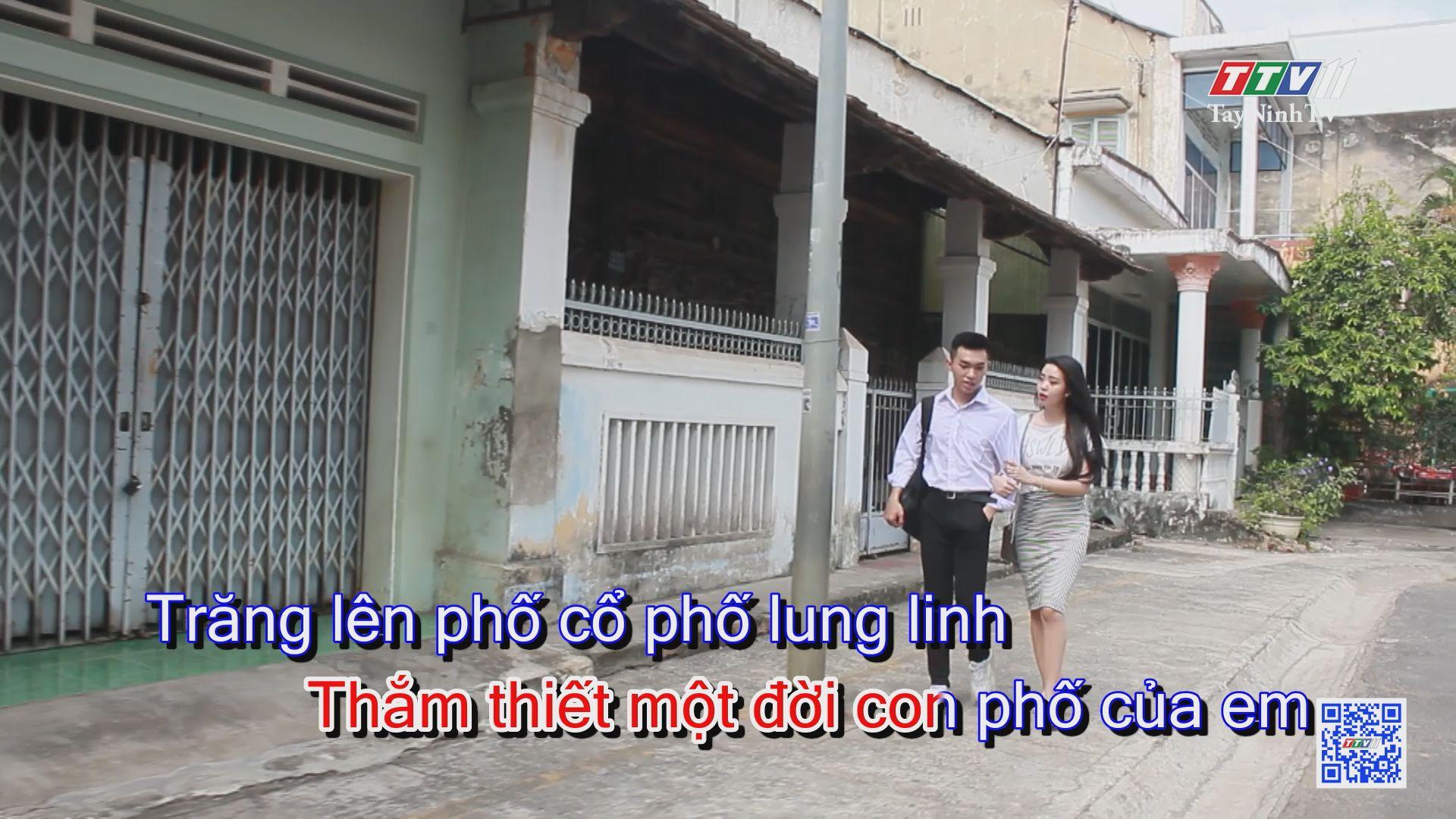 Qua phố Tây Ninh KARAOKE | Tuyển tập karaoke Tây Ninh tình yêu trong tôi | TayNinhTV