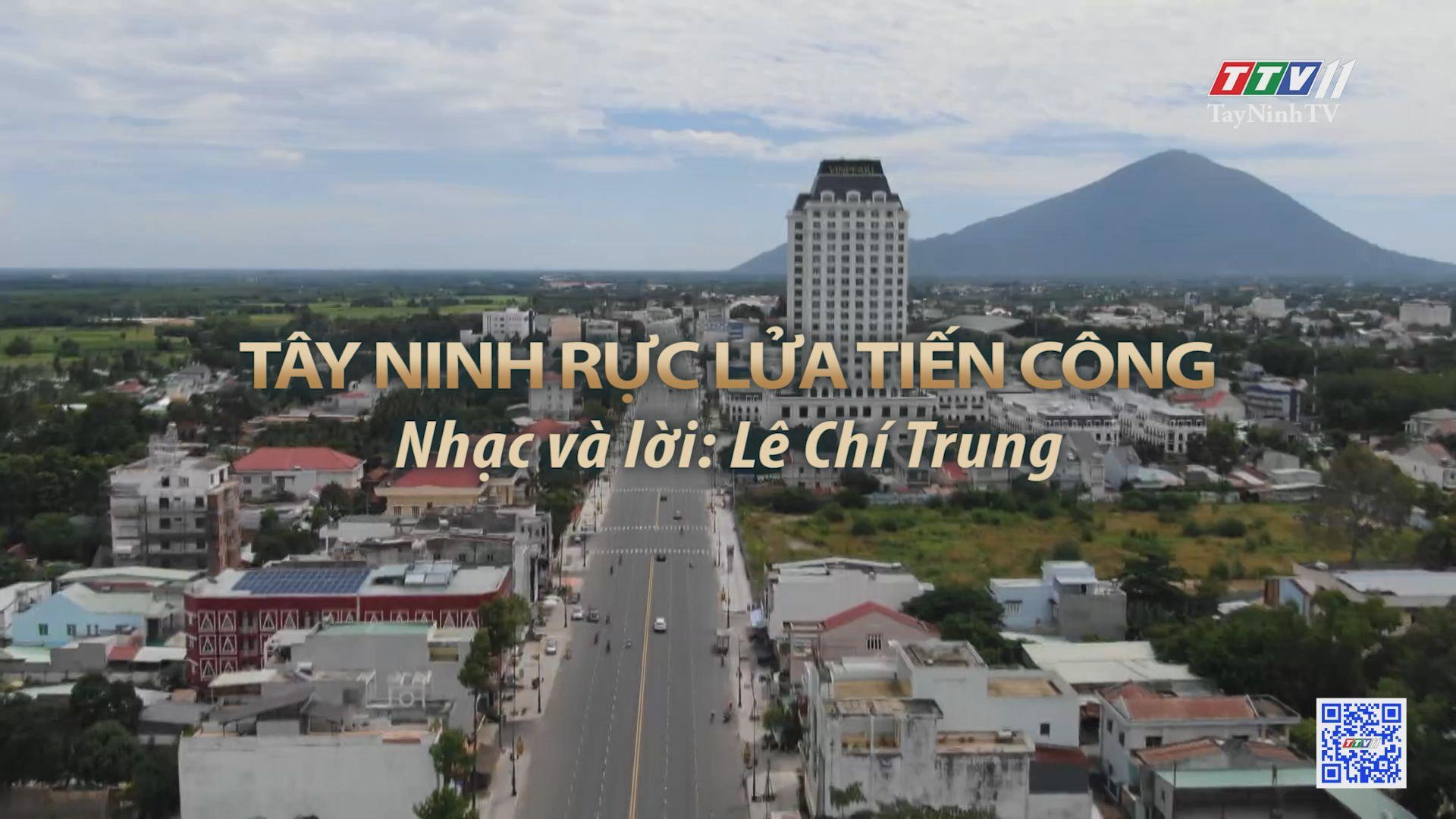 Tây Ninh rực lửa tiến công | Tuyển tập karaoke Tây Ninh tình yêu trong tôi | TayNinhTV
