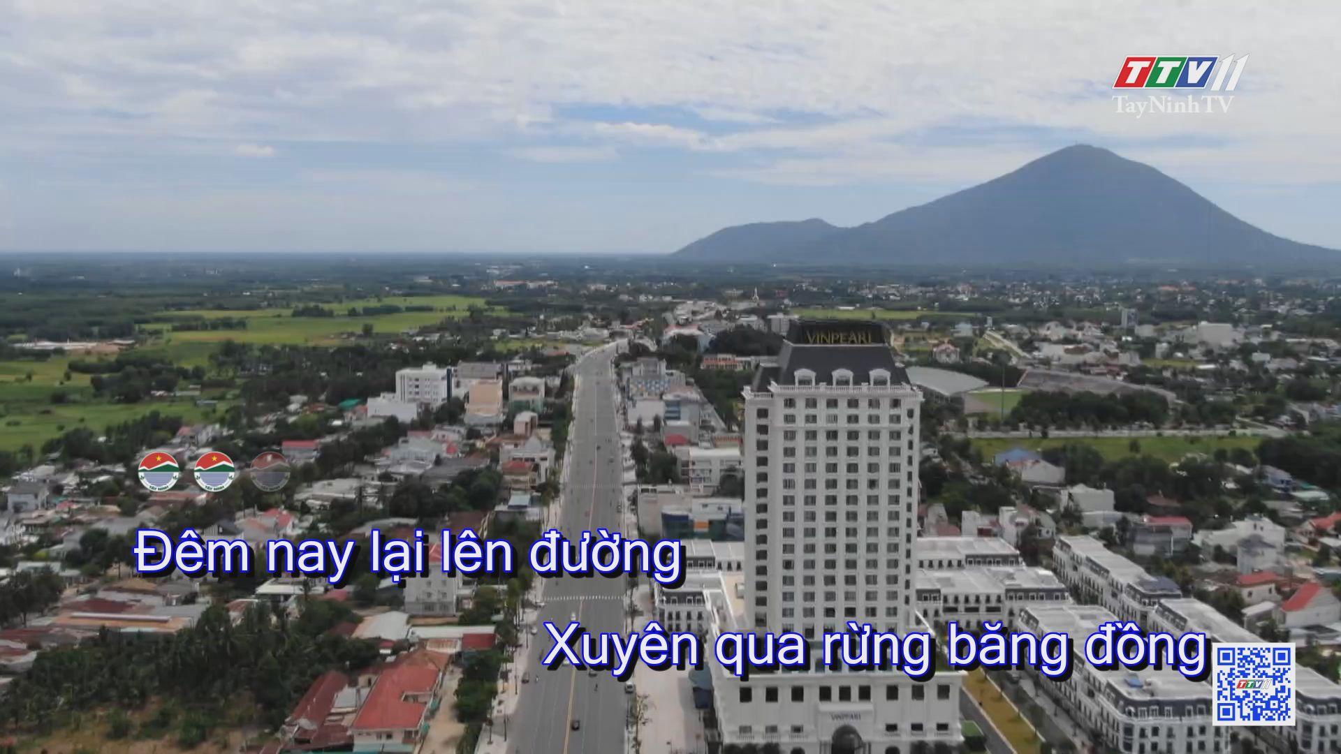Tây Ninh rực lửa tiến công KARAOKE | Tuyển tập karaoke Tây Ninh tình yêu trong tôi | TayNinhTV