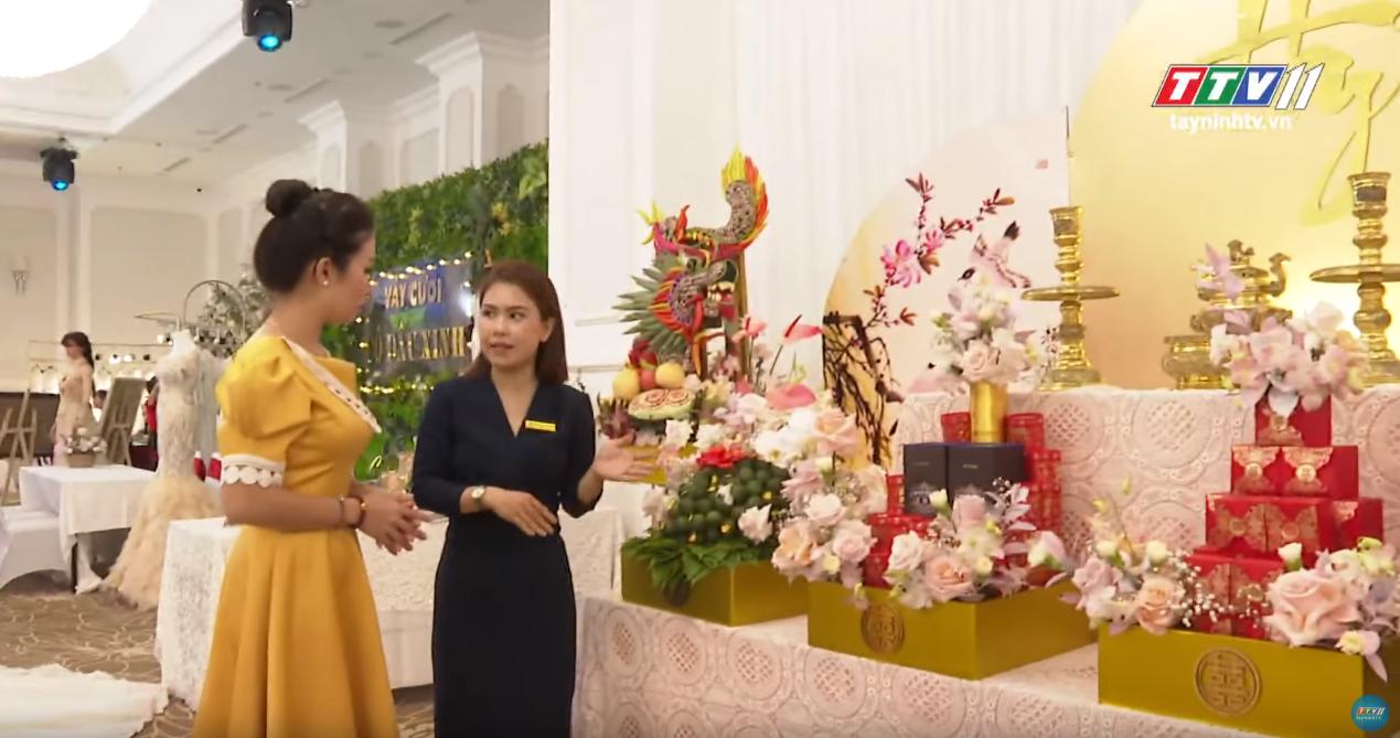 Tạp chí Phụ nữ | TƯ VẤN MÙA CƯỚI MẪU TÓC ĐẸP 2019 | TayNinh TV