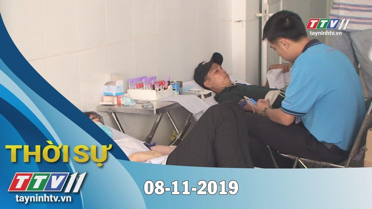 Thời Sự Tây Ninh 08-11-2019 | Tin tức hôm nay | Tây Ninh TV