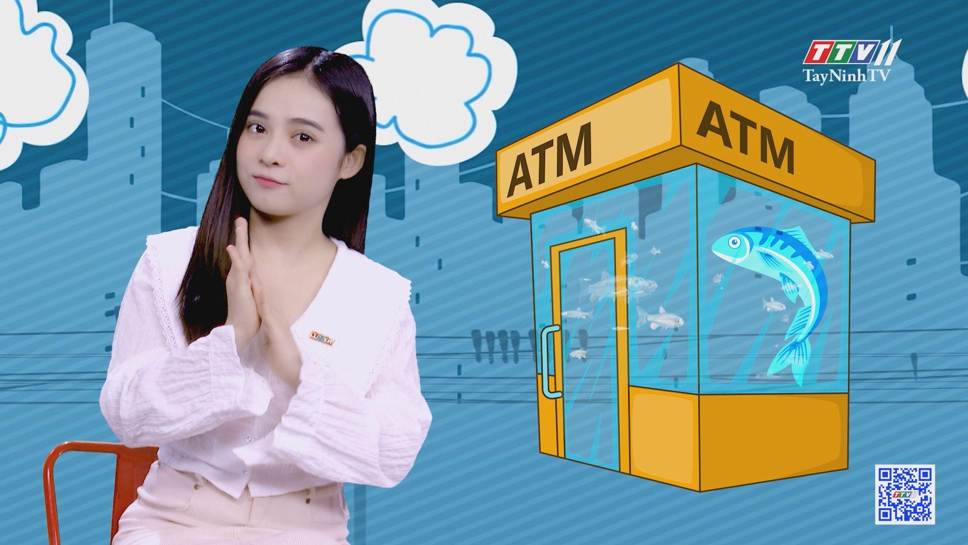 ATM rút ra cá hồi đầu tiên trên thế giới | CHUYỆN ĐÔNG TÂY KỲ THÚ | TayNinhTV