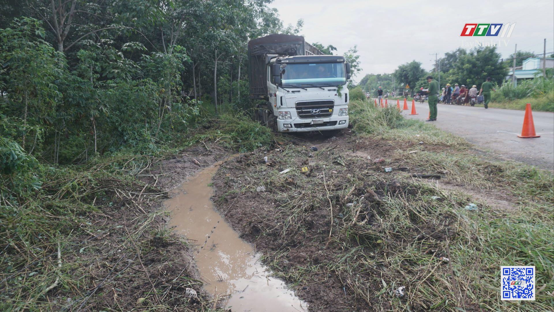Tai nạn giao thông 10 tháng đầu năm 2020 được kiềm chế và kéo giảm | AN TOÀN GIAO THÔNG | TayNinhTV