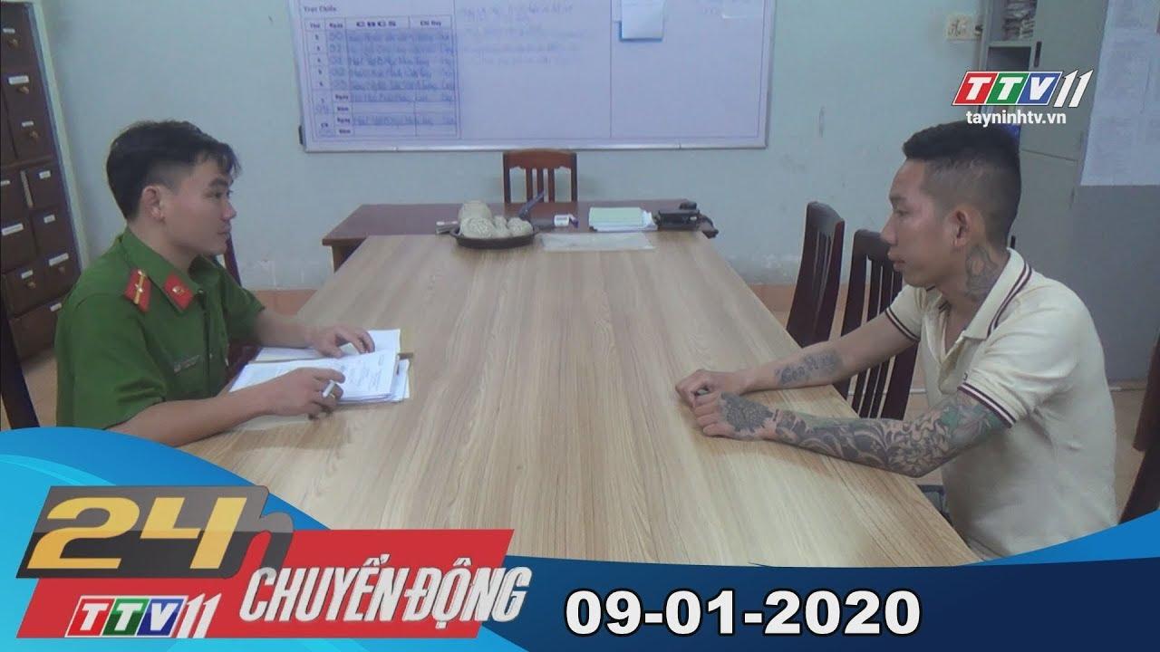 24h Chuyển động 09-01-2020 | Tin tức hôm nay | TayNinhTV