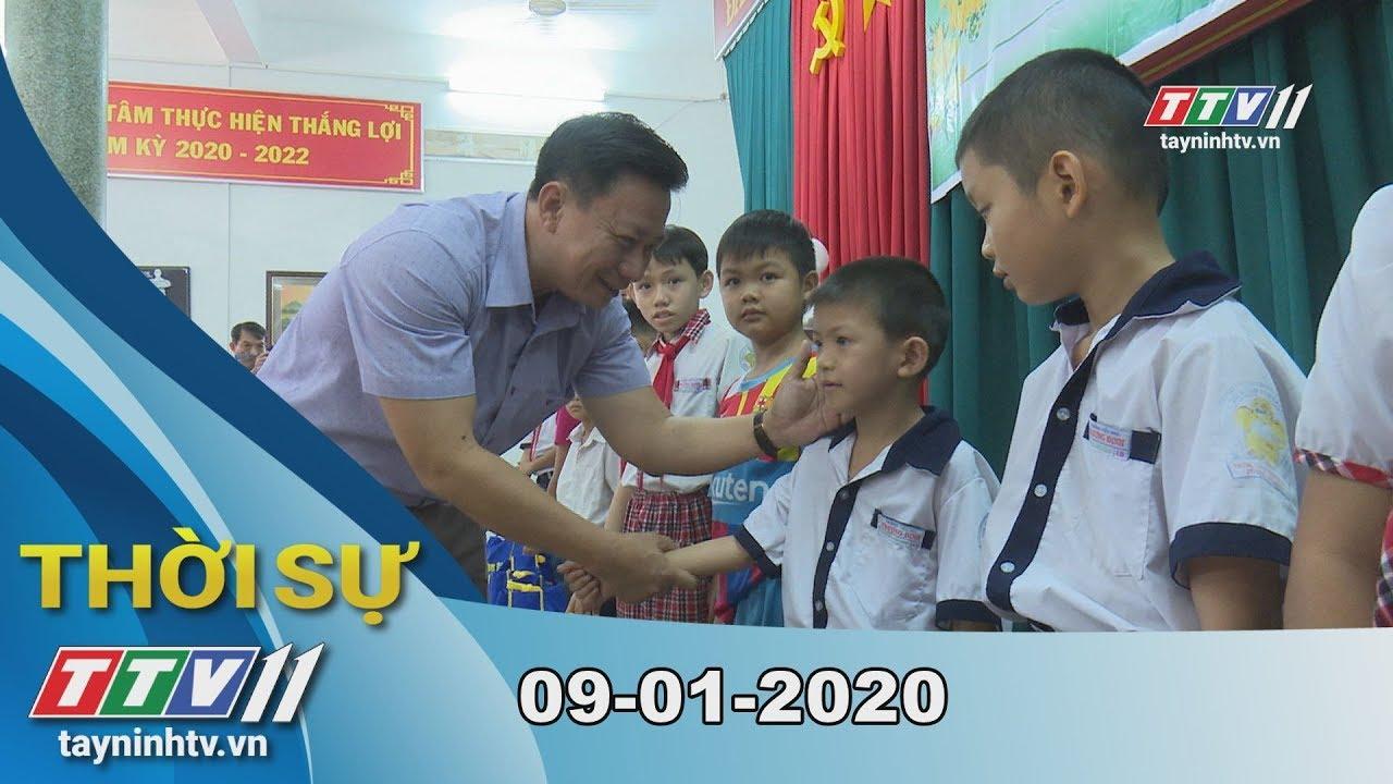 Thời sự Tây Ninh 09-01-2020 | Tin tức hôm nay | TayNinhTV
