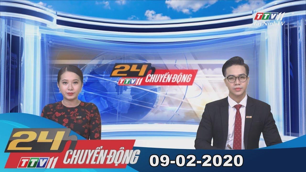 24h Chuyển động 09-02-2020 | Tin tức hôm nay | TayNinhTV