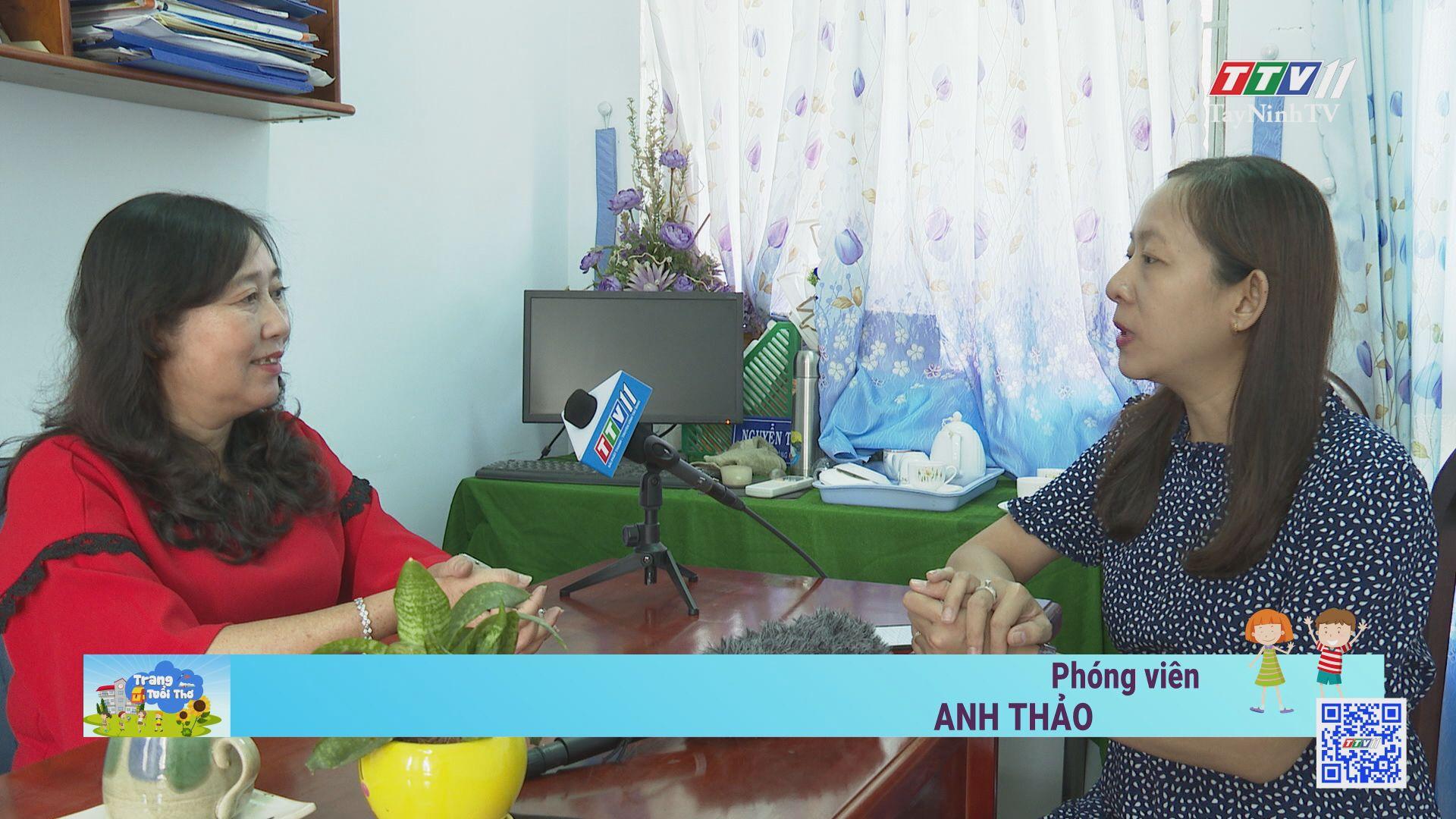 Làm thế nào để giúp trẻ bắt nhịp việc học sau kỳ nghỉ dài do dịch Covid-19? | TRANG TUỔI THƠ | TayNinhTV