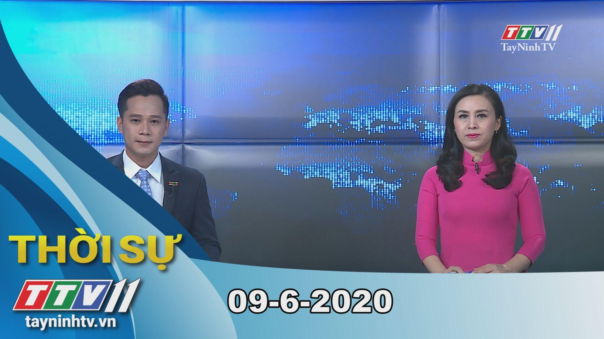 Thời sự Tây Ninh 09-6-2020 | Tin tức hôm nay | TayNinhTV