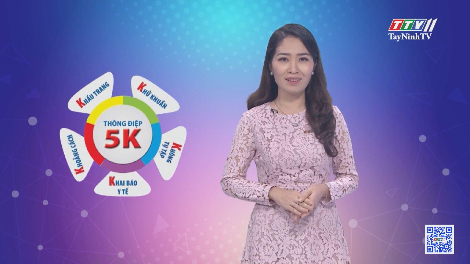 Hướng dẫn đăng ký điểm kiểm dịch sử dụng QR-CODE | THÔNG TIN DỊCH CÚM COVID-19 | TayNinhTV