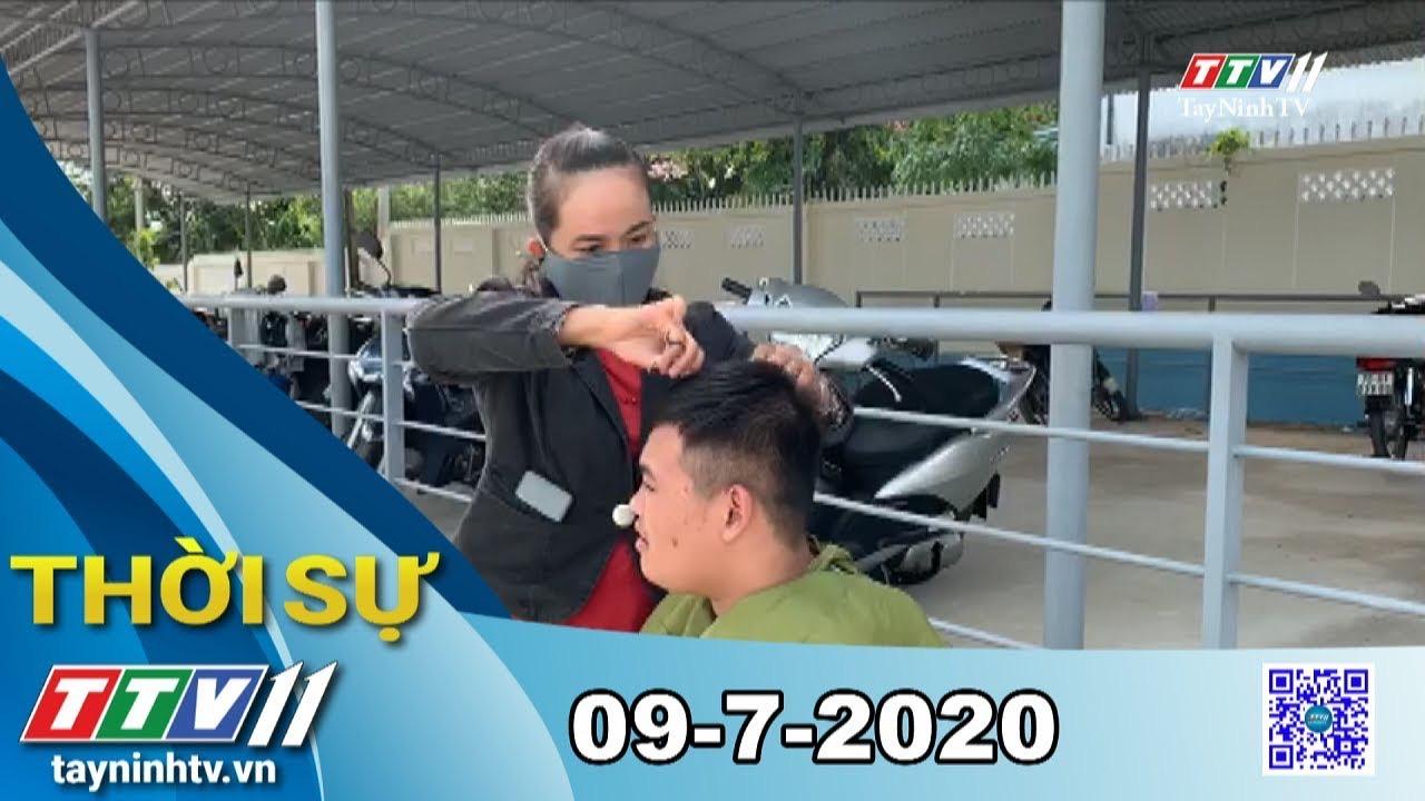 Thời sự Tây Ninh 09-7-2020 | Tin tức hôm nay | TayNinhTV